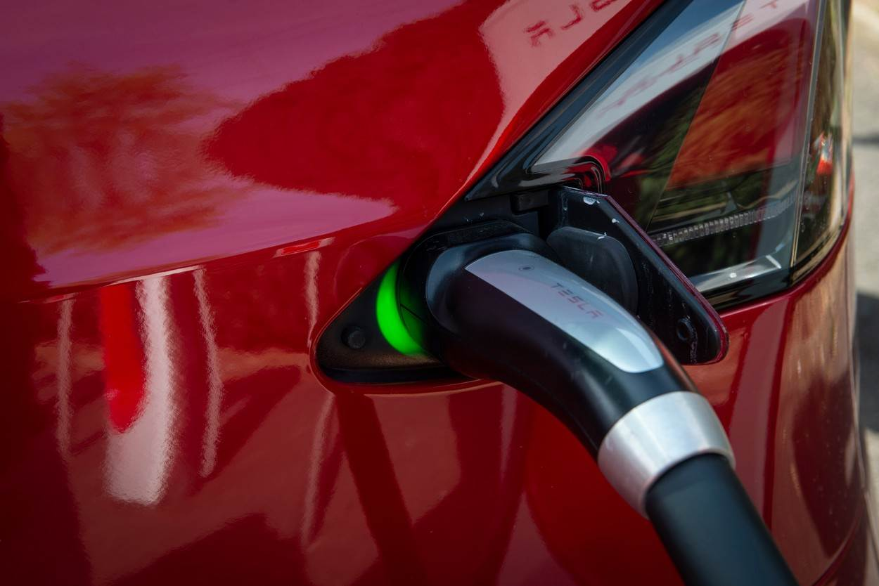 alternative;cable;car;charge;charging;eco-friendly;efficient;electric;electricity;energy;environment;equipment;fuel;green;living;hybrid;nobody;plug;power;recharge;recharging;refuel;renewable;technology;sustainable;technological;tesla;transportation;vehicle;vehicles;close-up;detail;category_code_science;category_code_&;category_code_technology