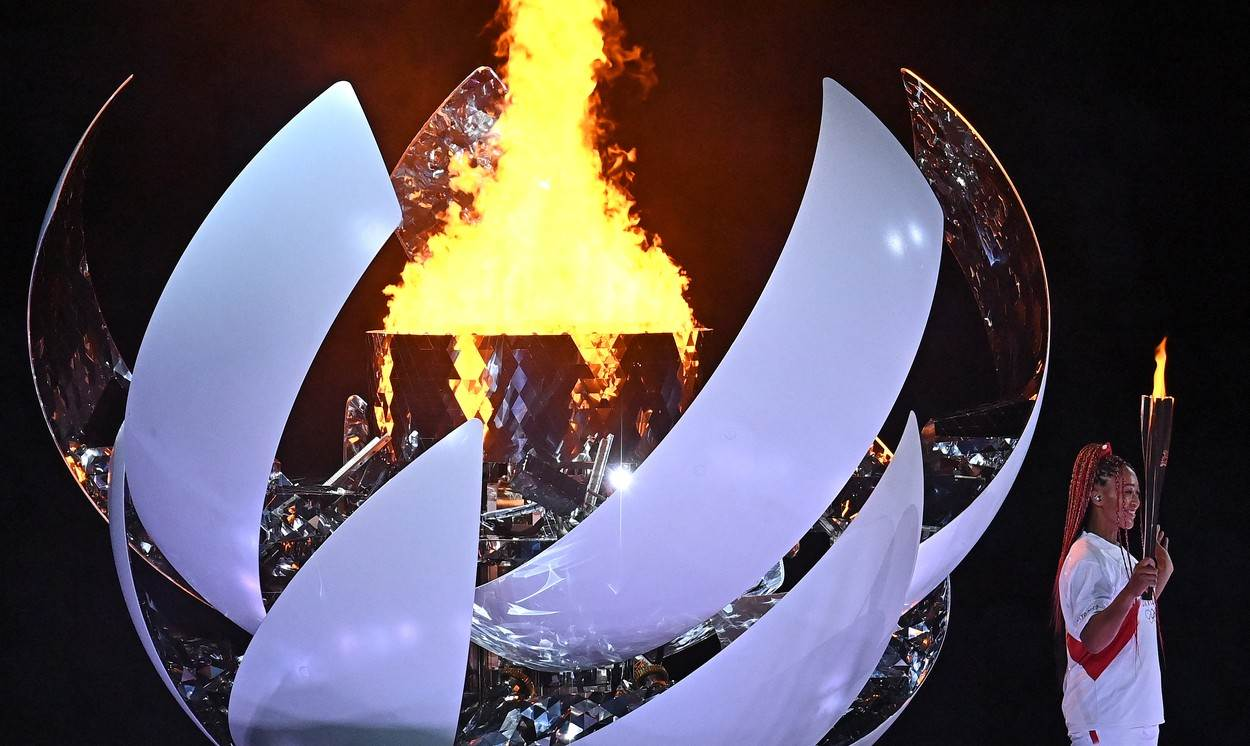 OLYMPIC GAMES;OLYMPIC TORCH;OLY;world games;Olympic Games;sport event;sport;2020;2021;TOKYO;OPENING;category_code_spo