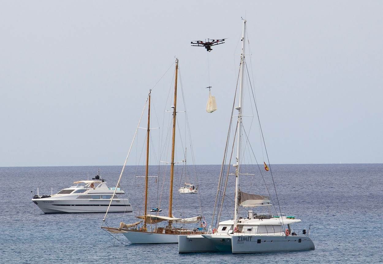 Drone to Yacht (14)