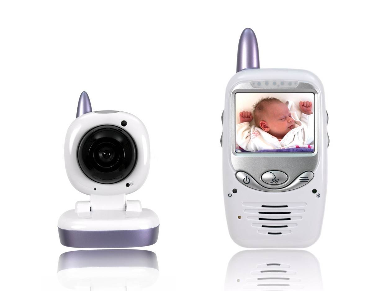 baby camera child spy nanny monitor infant video;baby camera care child cordless device infant isolated monitor parent remote safety security viewing watch white wireless;people;NOT_EDITORIAL_ONLY