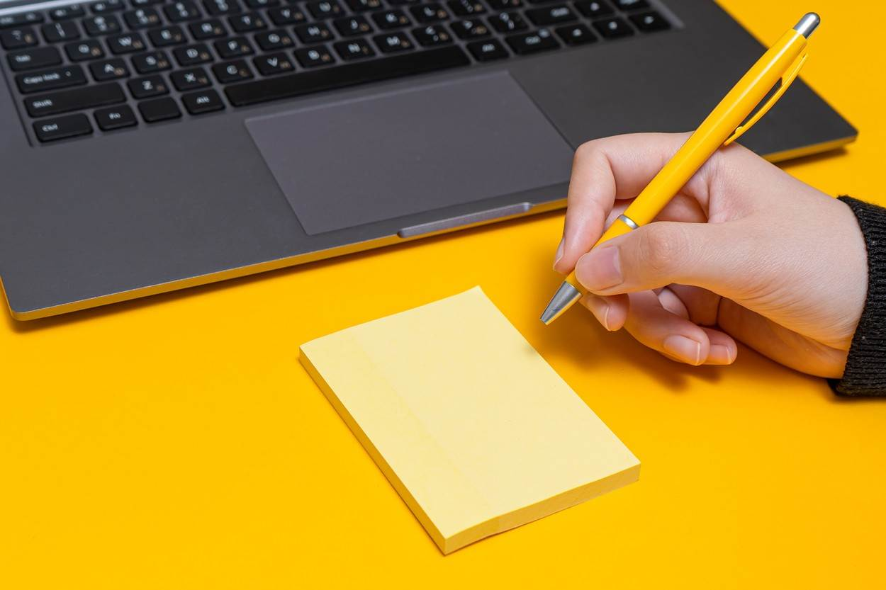 human hand;business;working;office;yellow;laptop;close-up;table;computer;desk;men;businessman;pen;paper;occupation;education;holding;technology;creativity;blank;adult;businesswoman;one person;business person;computer keyboard;pencil;caucasian ethnicity;success;women;indoors;document;design;backgrounds;equipment;note pad;book;hand;student;letter;copy space;human finger;internet;ideas;learning;studying;communication;space;place of work;inspiration
