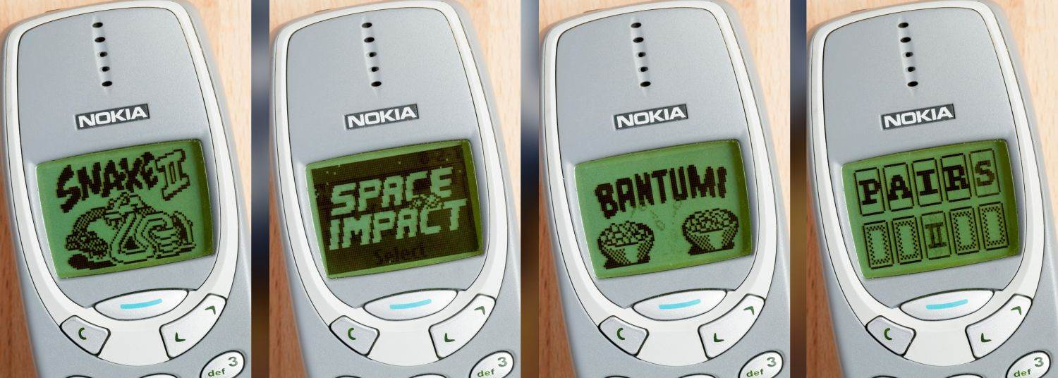 Nokia;mobile;cell;phone;telephone;old;analogue;small;retro;style;worn;used;brand;logo;3310;NOT_EDITORIAL_ONLY