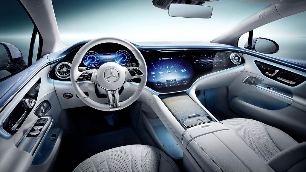 The EQE: the new business avant-garde;Mercedes-Benz Cars;Daimler Global MediaSite;MediaSite;Brands & Products;Mercedes-EQ;09 - 2021;Press Kits sorted by years;EQE;2021
