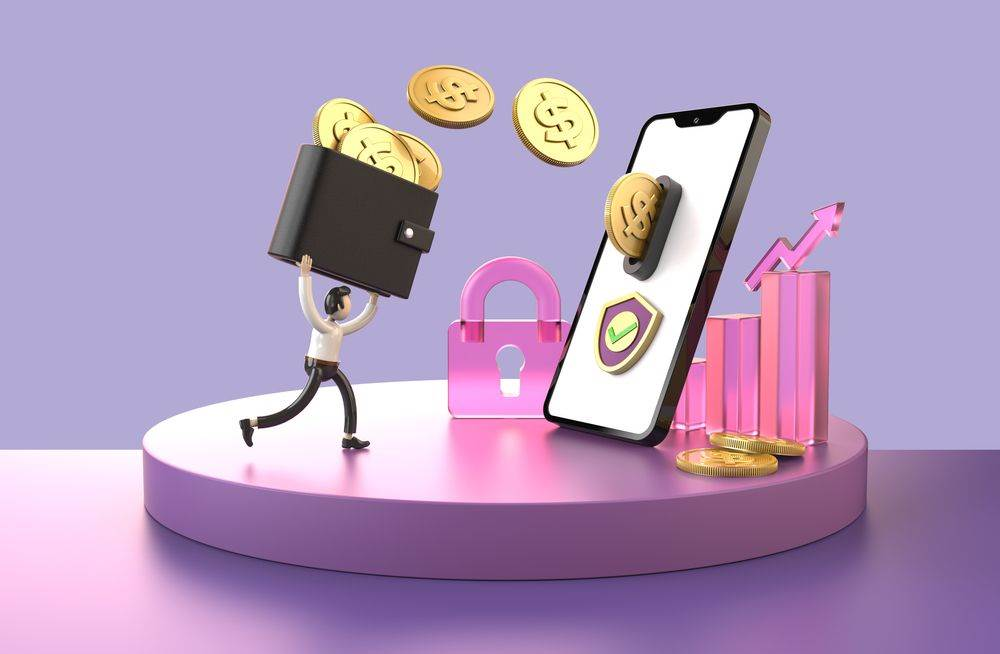 smartphone,data,buy,secure,3d,bank,safety,lock,payment,communica
