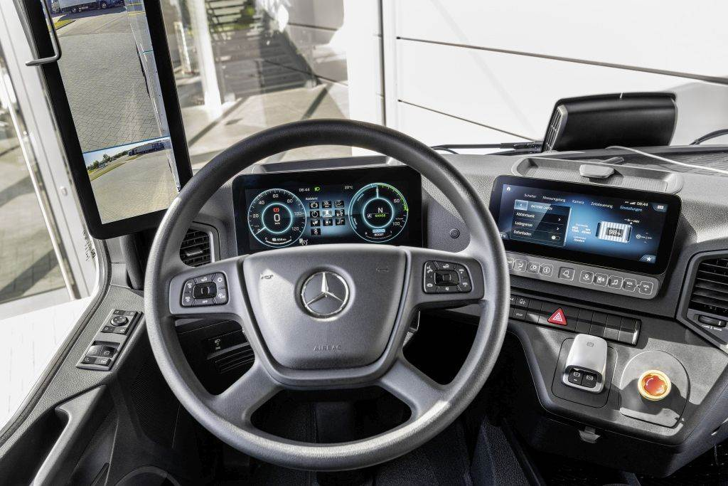 World premiere of the new eActros;Daimler Trucks;Daimler Global MediaSite;06 - 2021;World Premiere of the Mercedes-Benz eActros 2021;eActros;Trucks;Mercedes-Benz;MediaSite;Brands & Products;Events;Press Kits sorted by years;2021