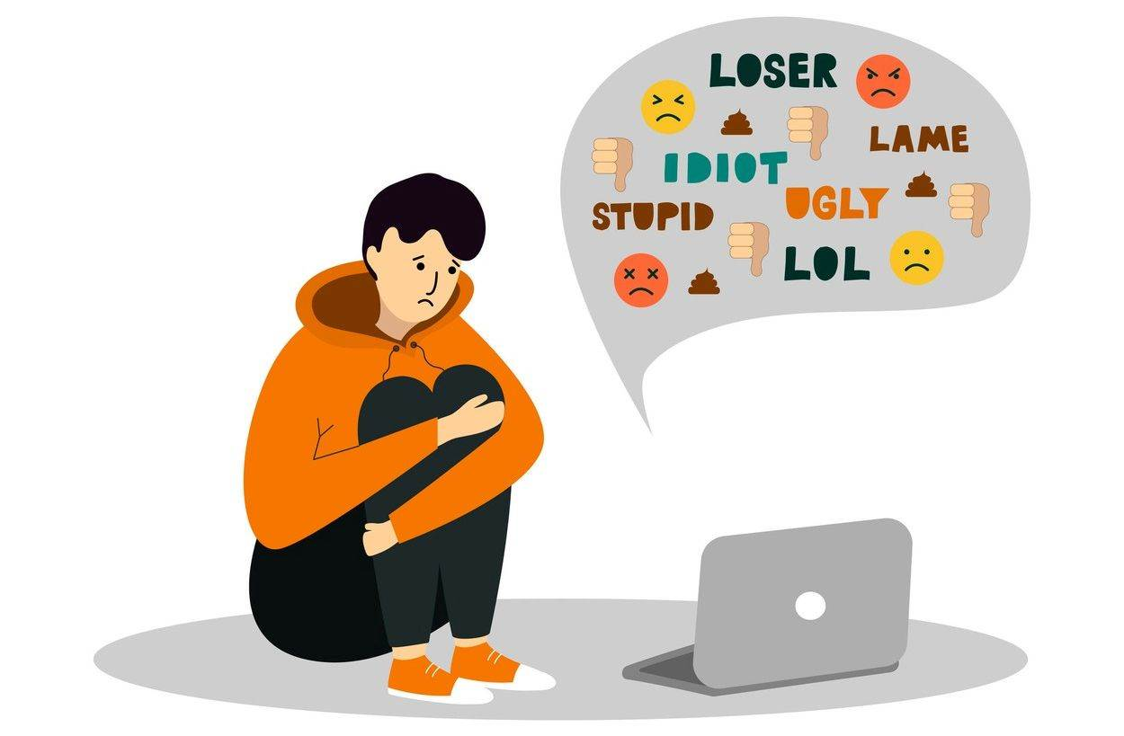 abuse;aggression;blame;boy;bullied;bully;bullying;cell;child;crying;cyber;cyberbulling;cyberharassment;depressed;education;emotional strees;expressing negativity;failure;hate;internet;kid;loser;online;peer pressure;picked up;problems;sad;school;sedness;sms;social;stress;text message;tired;ugly;unhappy;worried